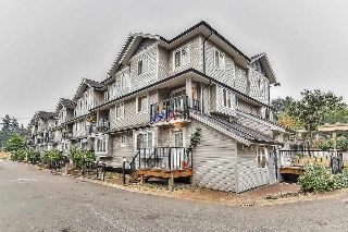 "Main Photo: 22 11255 132 Street in Surrey: Bridgeview Townhouse for sale in ""FRASERVIEW TERRACE"" (North Surrey)  : MLS® # R2202870"