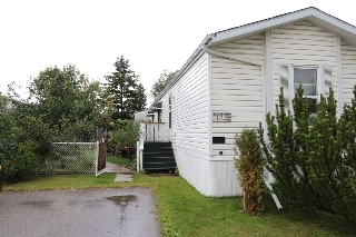 Main Photo: 122 Evergreen Park in Edmonton: Zone 51 Mobile for sale : MLS® # E4082089