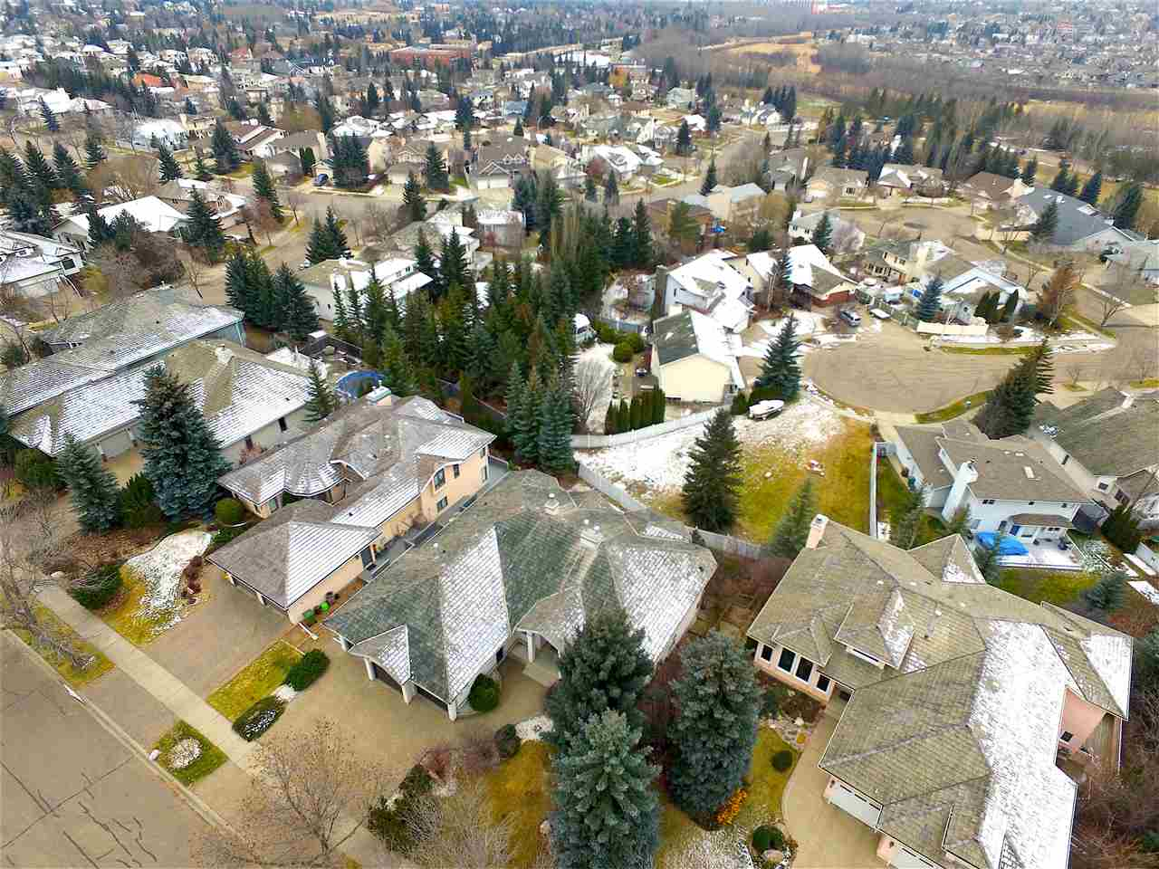Main Photo: 4 KINGSMERE Place: St. Albert Vacant Lot for sale : MLS® # E4084037