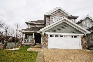 Main Photo:  in Edmonton: Zone 53 Attached Home for sale : MLS® # E4084877