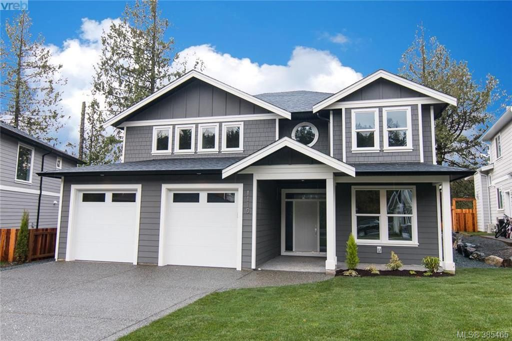 Main Photo: 1110 Braelyn Place in VICTORIA: La Olympic View Single Family Detached for sale (Langford)  : MLS®# 385465