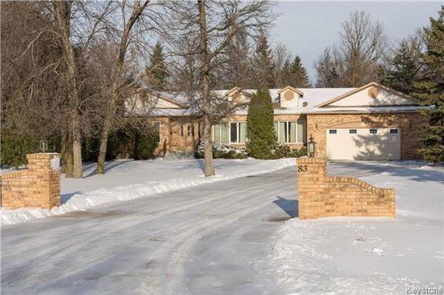 Main Photo: 83 BIRCHWOOD Crescent in East St Paul: North Hill Park Residential for sale (3P)  : MLS® # 1729877