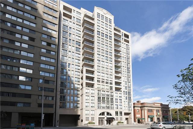 Main Photo: 301 388 E Bloor Street in Toronto: Rosedale-Moore Park Condo for lease (Toronto C09)  : MLS® # C4023641