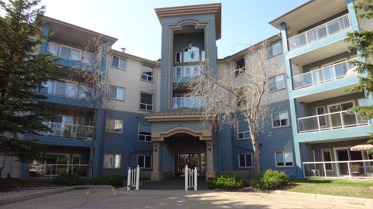 Main Photo: 102 70 Crystal Lane: Sherwood Park Condo for sale : MLS®# E4093496