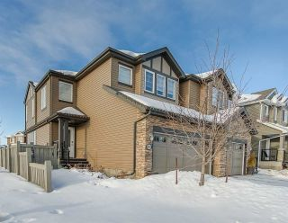 Main Photo:  in Edmonton: Zone 56 House Half Duplex for sale : MLS® # E4097693