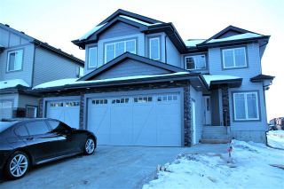Main Photo: 4804 CHARLES COURT in Edmonton: Zone 55 House for sale : MLS®# E4098511
