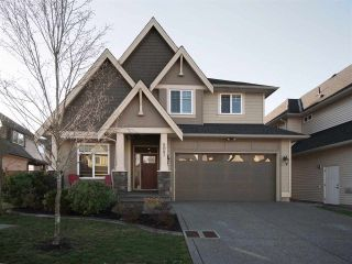 Main Photo: 8097 210A Street in Langley: Willoughby Heights House for sale : MLS® # R2244816