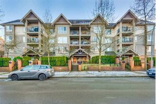 "Main Photo: 203 1576 GRANT Avenue in Port Coquitlam: Birchland Manor Condo for sale in ""The Brownstone"" : MLS® # R2249855"