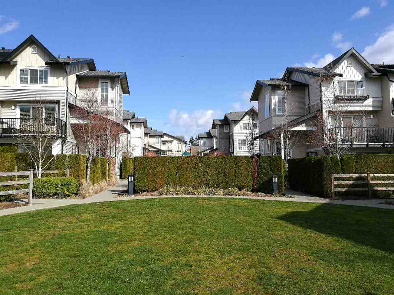 "Main Photo: 58 2450 161A Street in Surrey: Grandview Surrey Townhouse for sale in ""Glenmore"" (South Surrey White Rock)  : MLS®# R2254879"