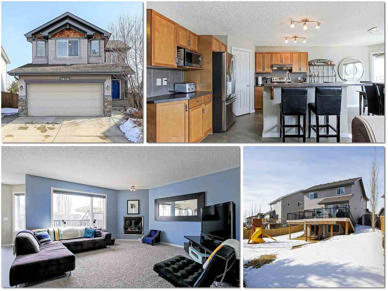 Main Photo: 1635 HODGSON Court NW in Edmonton: Zone 14 House for sale : MLS®# E4105182