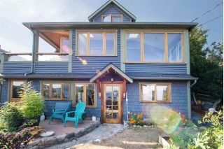 Main Photo: 607 SEAVIEW Road in Gibsons: Gibsons & Area House for sale (Sunshine Coast)  : MLS®# R2304169