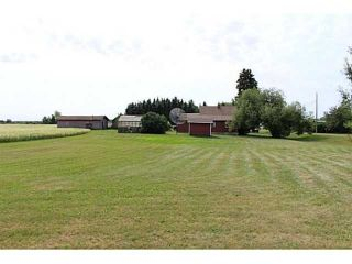 Main Photo: 5003 45 Street: Bruderheim House for sale : MLS®# E4128652
