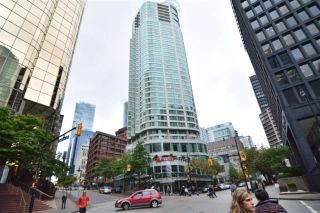 "Main Photo: 2701 1128 W HASTINGS Street in Vancouver: Coal Harbour Condo for sale in ""MARRIOTT PINNACLE HOTEL"" (Vancouver West)  : MLS®# R2311035"