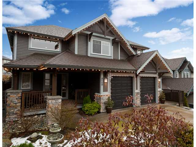 "Main Photo: 13641 228TH Street in Maple Ridge: Silver Valley House for sale in ""SILVER VALLEY"" : MLS® # V928083"