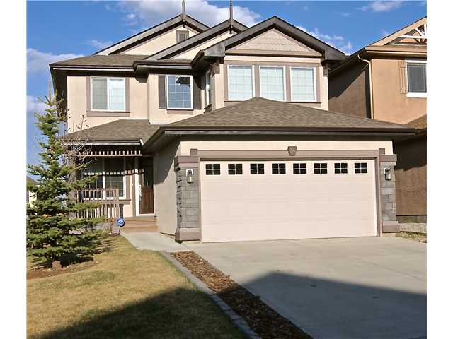 Main Photo: 36 EVERBROOK LI SW in CALGARY: Evergreen House for sale (Calgary)  : MLS®# C3567602