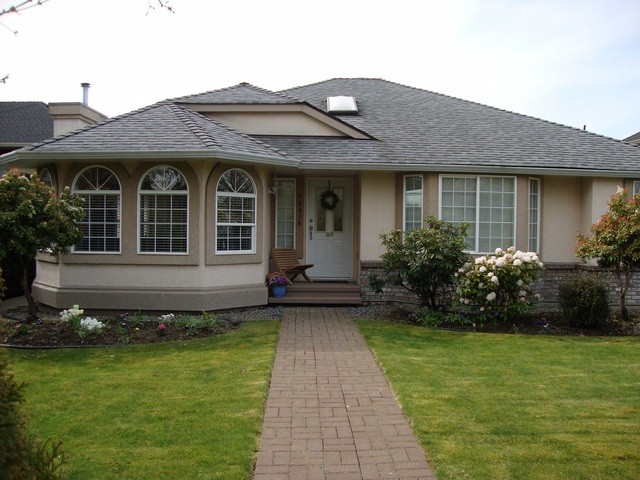"Main Photo: 19036 64TH Avenue in Surrey: Cloverdale BC House for sale in ""CLAYTON HILL"" (Cloverdale)  : MLS®# F1409309"