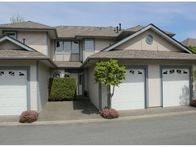 "Main Photo: 4 4725 221 Street in Langley: Murrayville Townhouse for sale in ""Summerhill Gate"" : MLS® # F1410791"