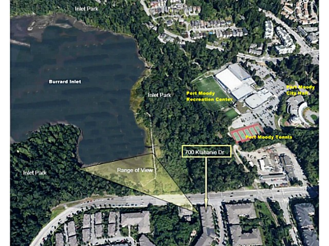 "Photo 35: 304 700 KLAHANIE Drive in Port Moody: Port Moody Centre Condo for sale in ""BOARDWALK AT KLAHANIE"" : MLS® # V1072484"