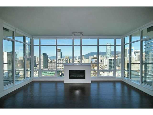 "Main Photo: 2802 565 SMITHE Street in Vancouver: Downtown VW Condo for sale in ""VITA PRIVATE COLLECTION"" (Vancouver West)  : MLS® # V1098809"