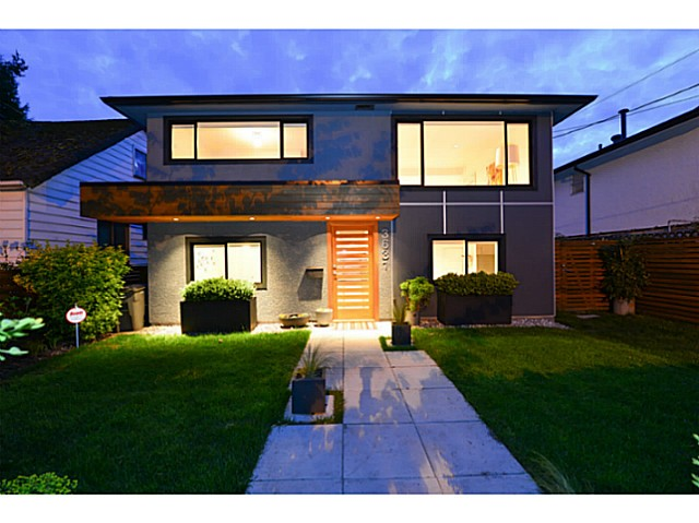 Main Photo: 3631 ST. CATHERINES Street in Vancouver: Fraser VE House for sale (Vancouver East)  : MLS® # V1119125