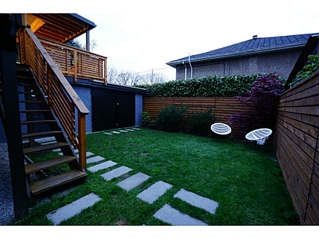 Photo 15: 3631 ST. CATHERINES Street in Vancouver: Fraser VE House for sale (Vancouver East)  : MLS® # V1119125