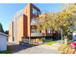 Main Photo: 301 2045 DUNBAR Street in Vancouver: Kitsilano Condo for sale (Vancouver West)  : MLS® # V1126111