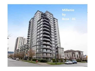 "Main Photo: 409 3520 CROWLEY Drive in Vancouver: Collingwood VE Condo for sale in ""MILLENIO"" (Vancouver East)  : MLS®# V1133429"