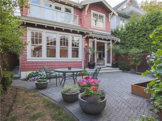 Main Photo: 3127 W 3RD Avenue in Vancouver: Kitsilano House 1/2 Duplex for sale (Vancouver West)  : MLS® # V1142275