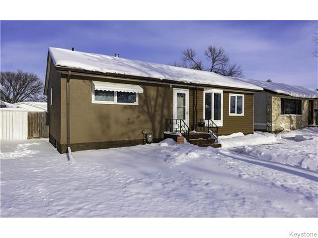 Main Photo: 139 Newman Avenue in WINNIPEG: Transcona Residential for sale (North East Winnipeg)  : MLS(r) # 1532100
