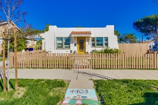 Main Photo: KENSINGTON House for sale : 2 bedrooms : 4403 42nd Street in San Diego