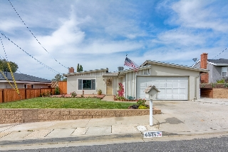 Main Photo: LEMON GROVE House for sale : 3 bedrooms : 6824 Amber Place