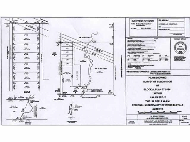 Photo 2: Hwy 881 Old Ameco Road: Rural Wood Buffalo I.D. Land (Commercial) for sale : MLS(r) # E4015271