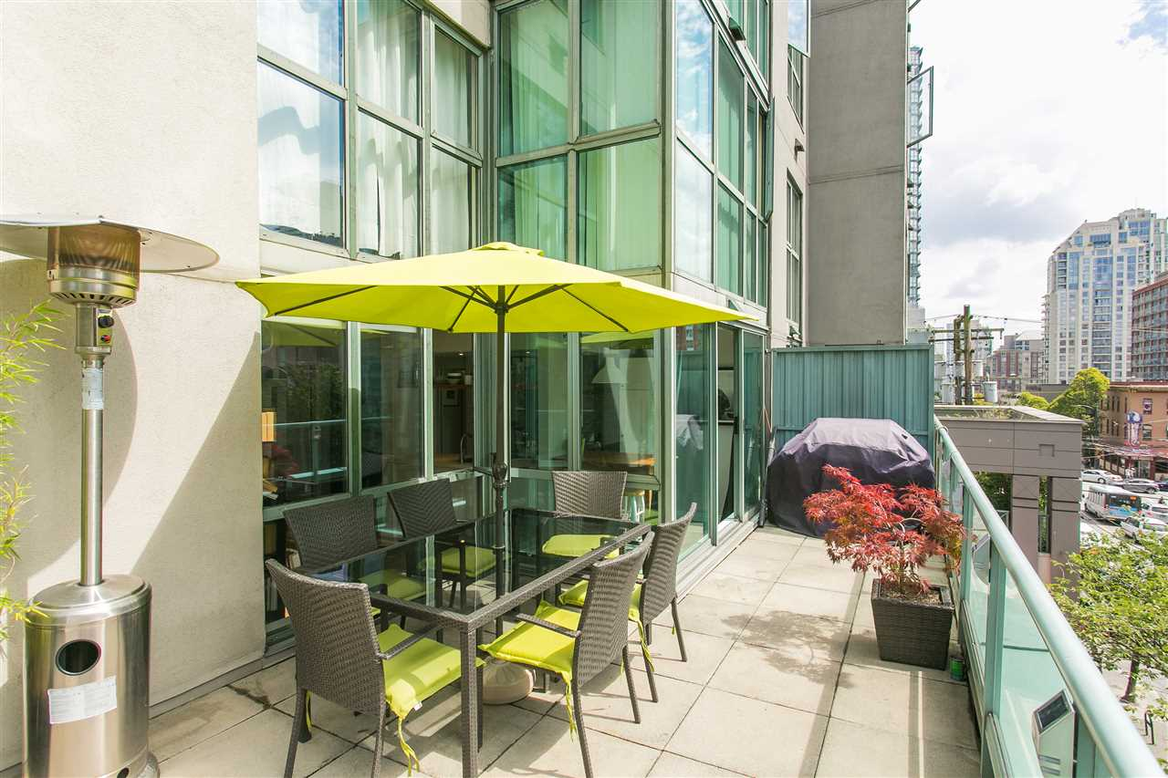 "Photo 14: 302 1188 HOWE Street in Vancouver: Downtown VW Condo for sale in ""1188 HOWE"" (Vancouver West)  : MLS® # R2093004"