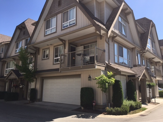 "Main Photo: 10 12738 66 Avenue in Surrey: West Newton Townhouse for sale in ""STARWOOD"" : MLS®# R2100731"
