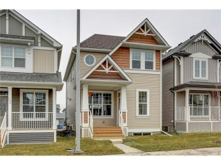 Main Photo: 36 Auburn Meadows Gardens SE in Calgary: Auburn Bay House for sale : MLS(r) # C4086814