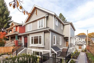 Main Photo: 165 W 14TH Avenue in Vancouver: Mount Pleasant VW Townhouse for sale (Vancouver West)  : MLS(r) # R2133389