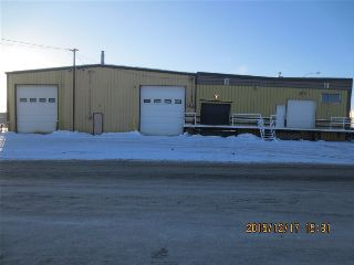 Main Photo: 4807 2 Avenue: Edson Industrial for sale : MLS® # E4055914