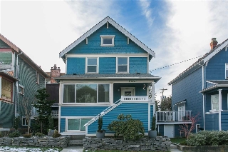 Main Photo: 2057 CYPRESS Street in Vancouver: Kitsilano House for sale (Vancouver West)  : MLS(r) # R2149268