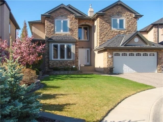 Main Photo: 30 STRATHRIDGE Park SW in Calgary: Strathcona Park House for sale : MLS(r) # C4111566