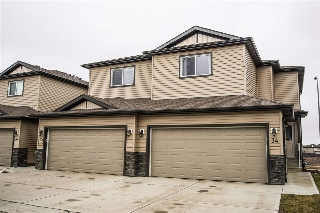 Main Photo: 445 BRINTNELL Boulevard in Edmonton: Zone 03 Townhouse for sale : MLS(r) # E4061425
