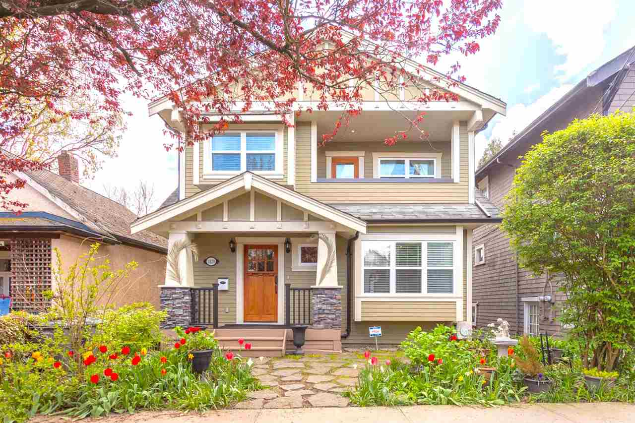 Main Photo: 1820 E 4TH AVENUE in Vancouver: Grandview VE House for sale (Vancouver East)  : MLS® # R2161591
