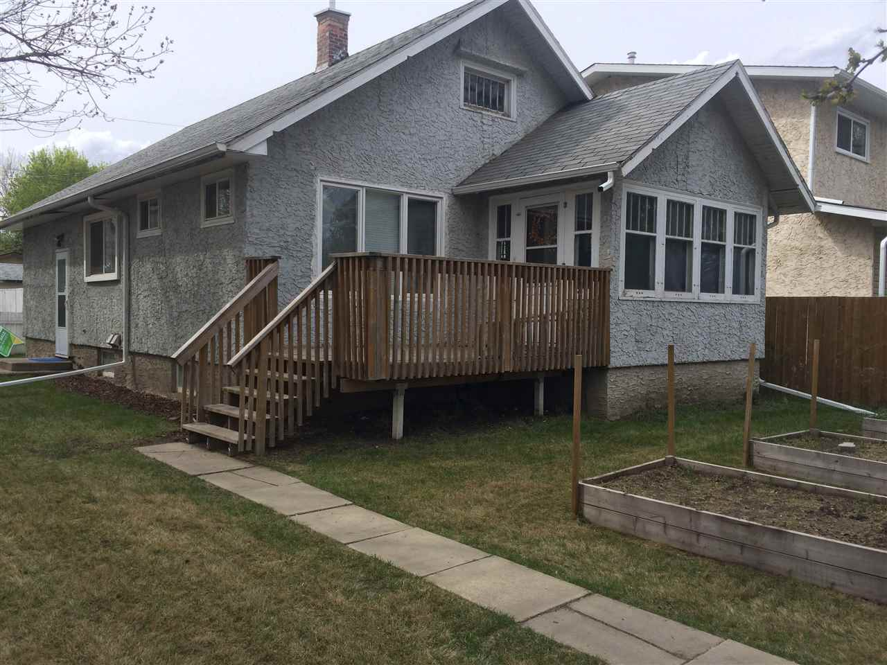 Main Photo: 12804 122 Street in Edmonton: Zone 01 House for sale : MLS® # E4063920