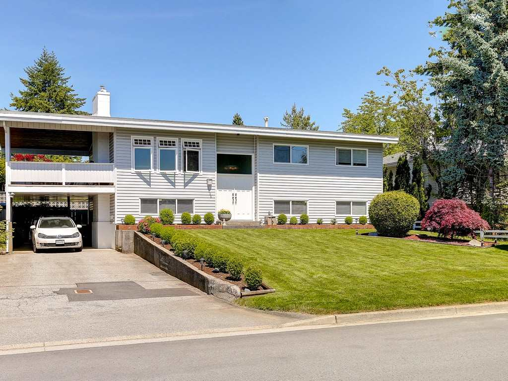 Main Photo: 1525 KING ALBERT Avenue in Coquitlam: Central Coquitlam House for sale : MLS® # R2174307