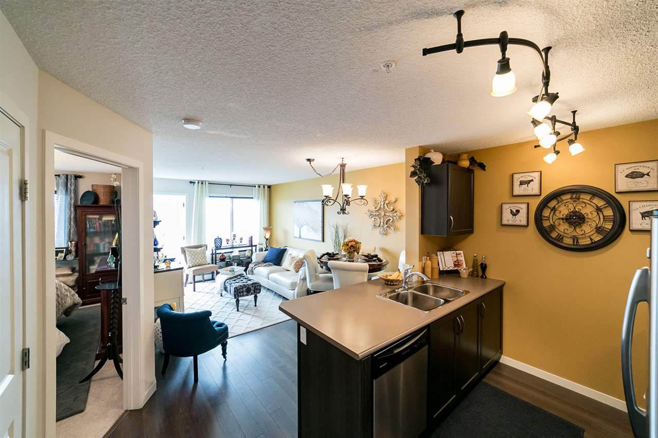 Photo 7: 306 1820 RUTHERFORD Road in Edmonton: Zone 55 Condo for sale : MLS(r) # E4068286