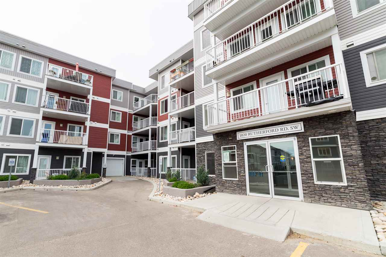 Photo 17: 306 1820 RUTHERFORD Road in Edmonton: Zone 55 Condo for sale : MLS(r) # E4068286