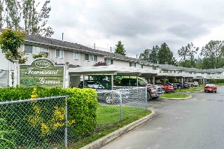 "Main Photo: 92 45185 WOLFE Road in Chilliwack: Chilliwack W Young-Well Townhouse for sale in ""TOWNSEND GREENS"" : MLS(r) # R2176968"