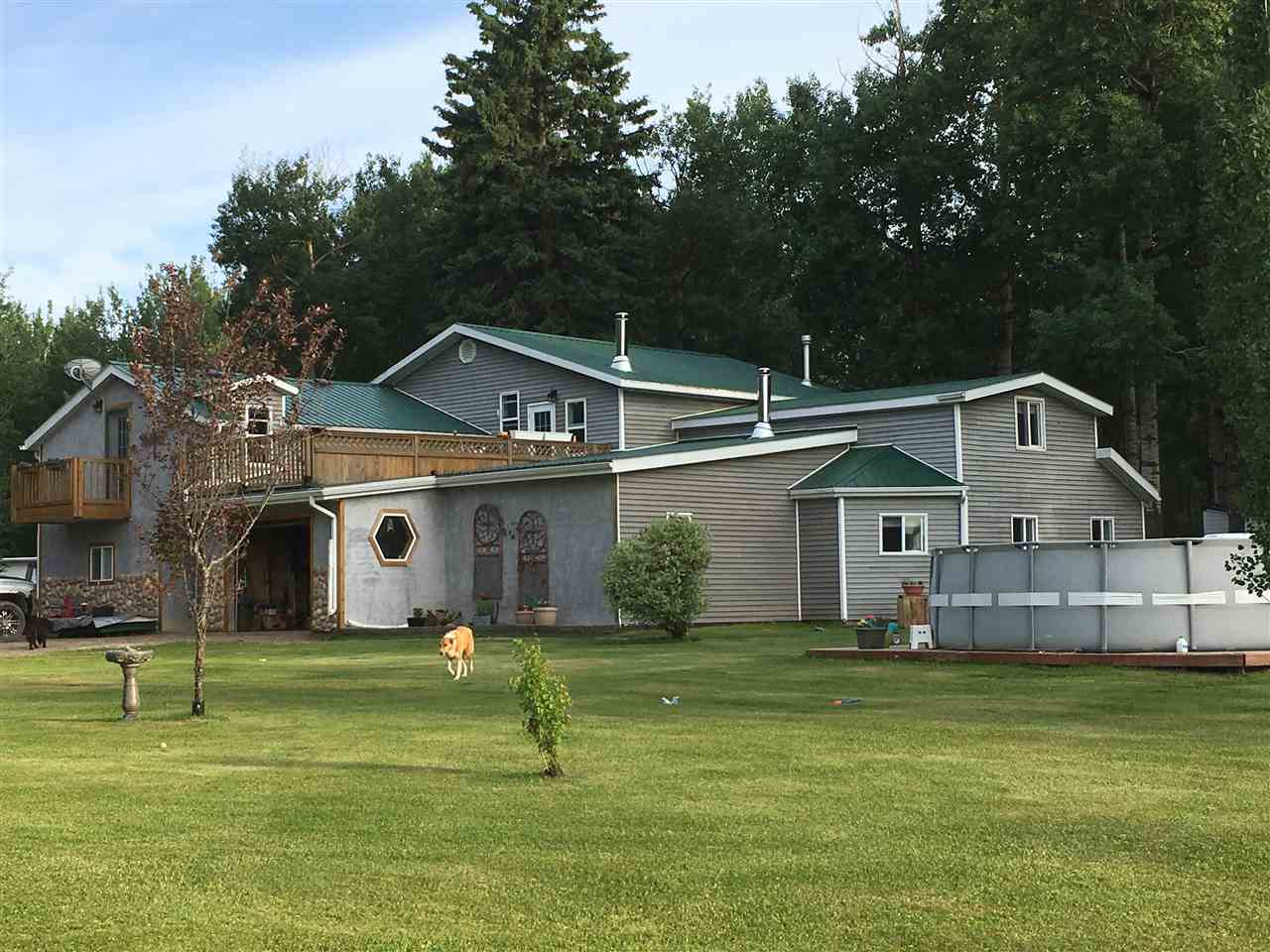 Main Photo: 64022 Range Road 265: Rural Westlock County House for sale : MLS®# E4071081
