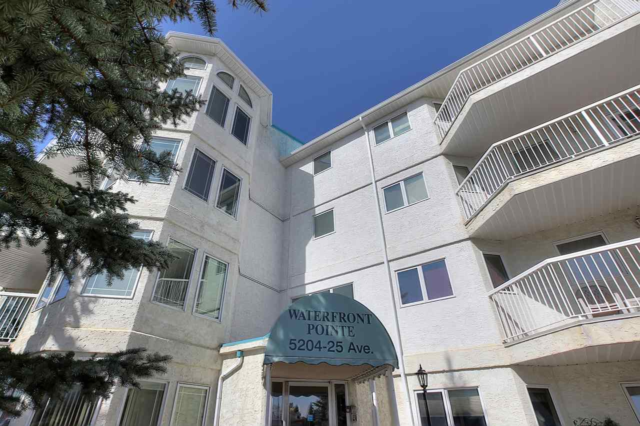 Main Photo: 206 5204 25 Avenue in Edmonton: Zone 29 Condo for sale : MLS® # E4071702