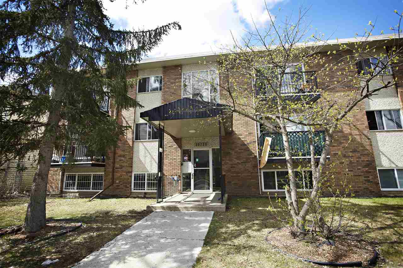 Photo 13: 304 10730 105 Street in Edmonton: Zone 08 Condo for sale : MLS® # E4076471