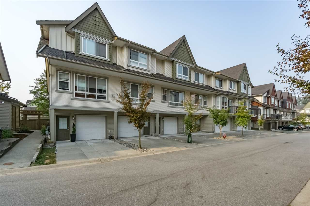 "Main Photo: 32 7155 189 Street in Surrey: Clayton Townhouse for sale in ""Bacara"" (Cloverdale)  : MLS® # R2195862"